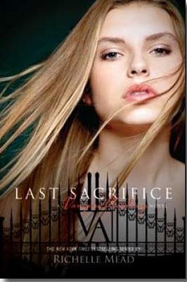 The Last Sacrifice - Richelle Mead