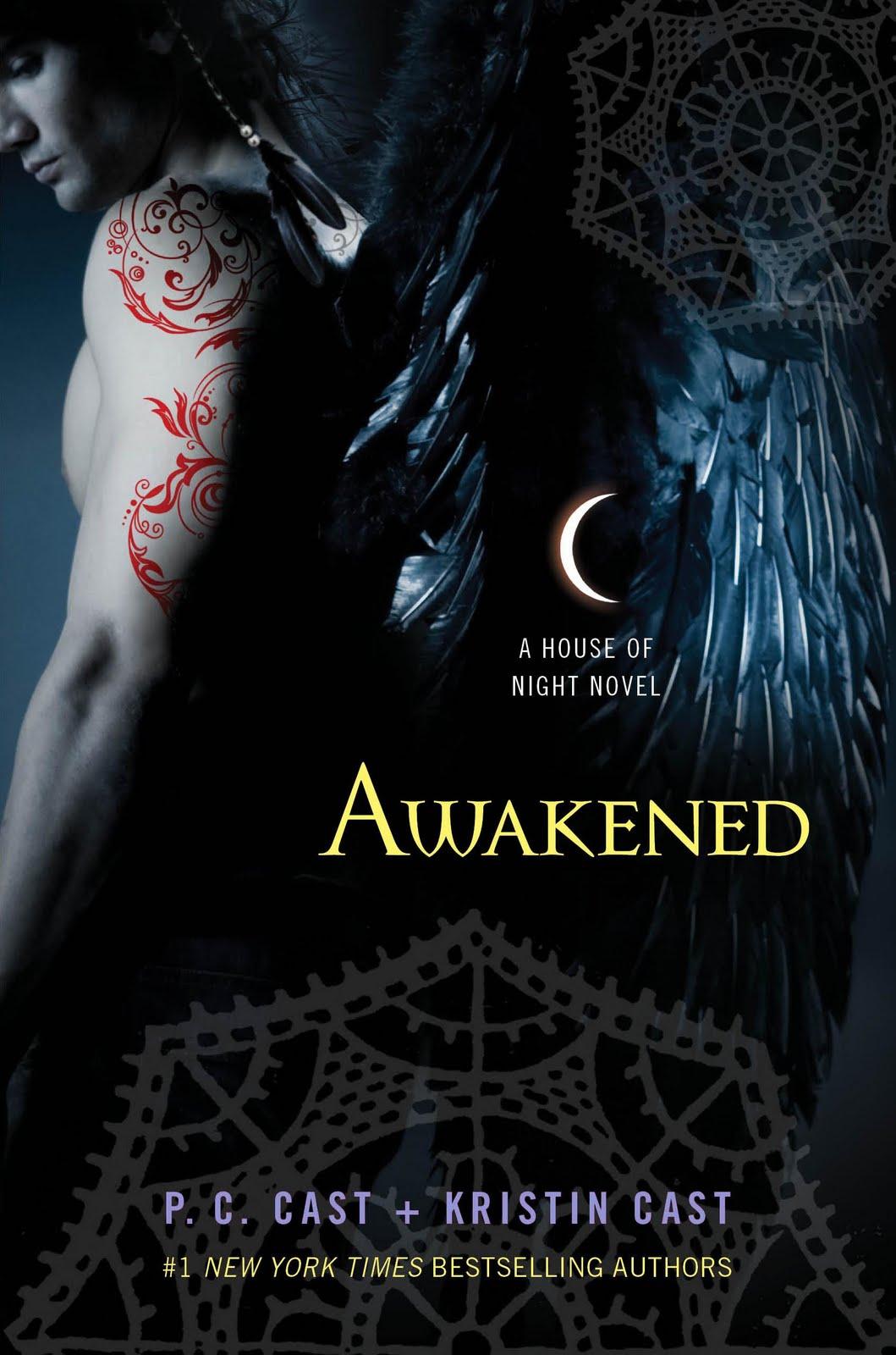 Concurs Awakened (Casa Nopții #8)