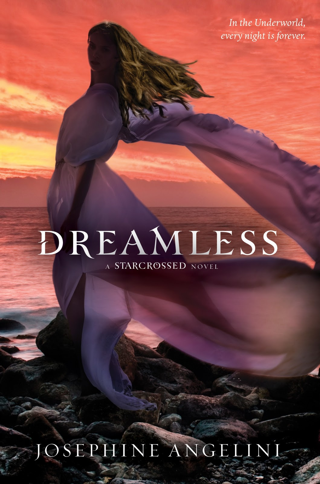 First Look (19) - Dreamless (Starcrossed #2) de Josephine Angelini